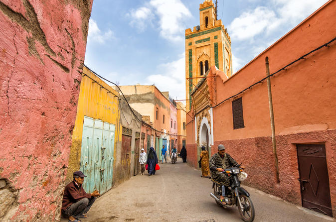 Marrakesh guided tour