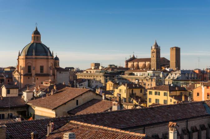 Excursão a pé pela cidade de Bolonha
