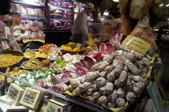 Excursão a pé gastronômica em Bolonha