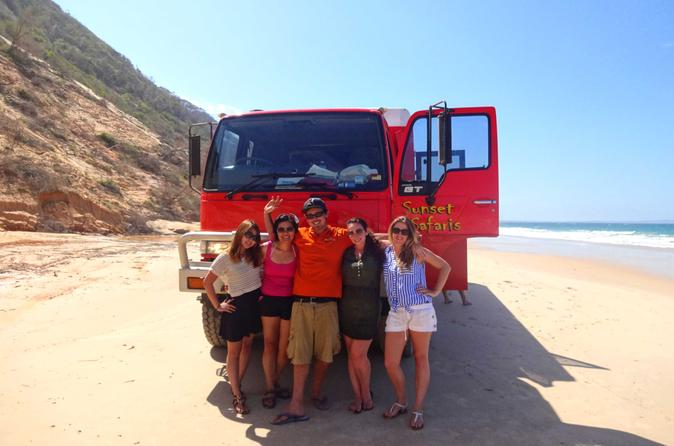 3 day fraser island 4wd tour from brisbane or the gold coast in brisbane 153724