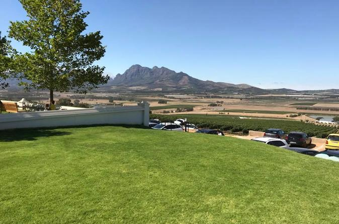 Cape Town Winelands Private Tour