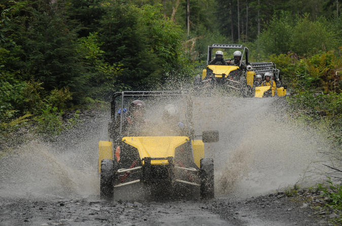 Alaskan Wilderness Off-Road Tour from Ketchikan