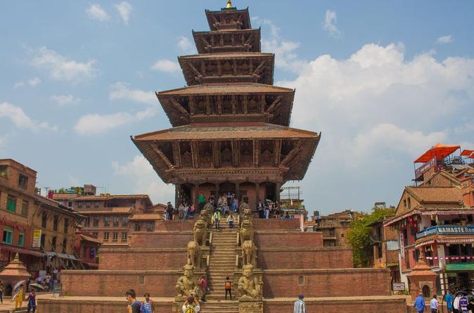 Kathmandu and Bhaktapur Sightseeing