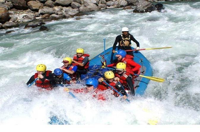 Trishuli River Rafting - Day Trip