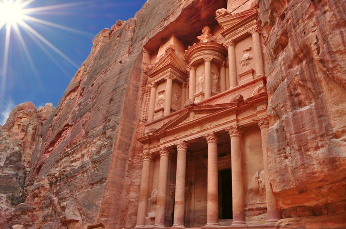 From Amman: One Day Tour To Petra