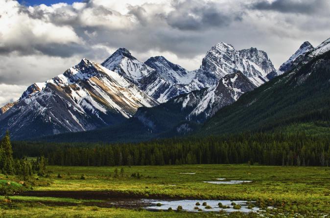 Denver mountain peaks day trip with georgetown loop train ride in denver 154359
