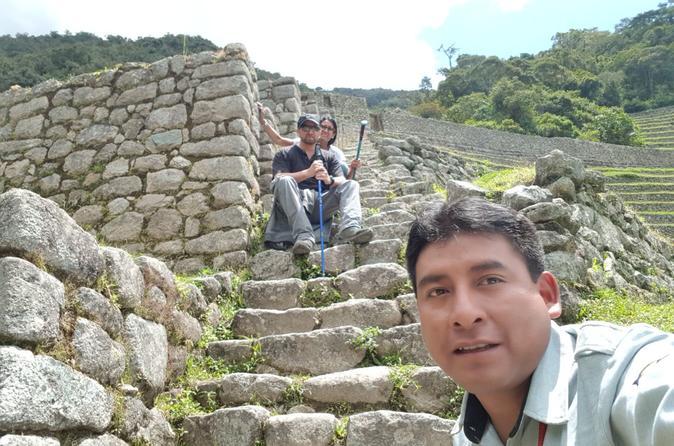 Machu Picchu: Inca Trail 2 Days - Cusco