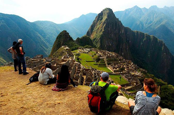 Machu Picchu Tour In 1 Day - Cusco