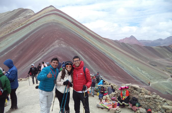 Rainbow Mountain With A Private Guide - Cusco