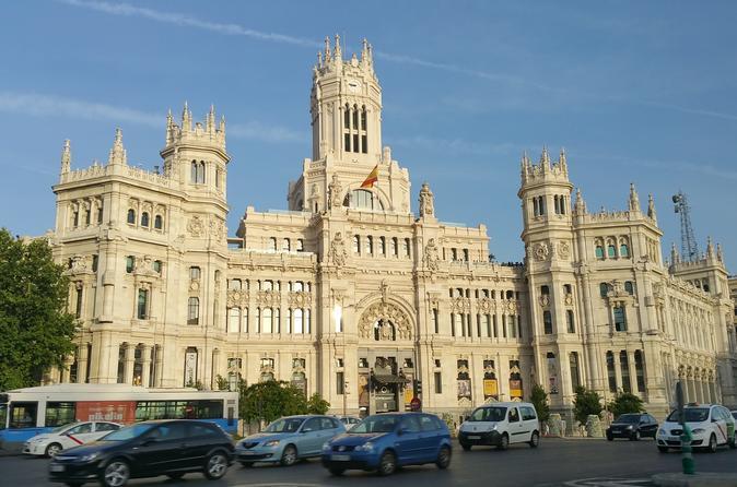 EXCLUSIVE MADRID PANORAMIC TOUR