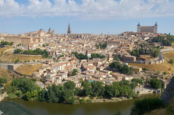 TOLEDO PRIVATE TOUR