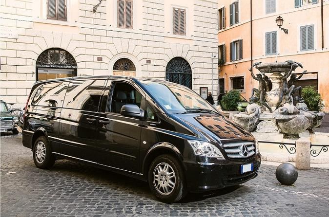 Private Night Transfer Rome Airports - City Center and vv