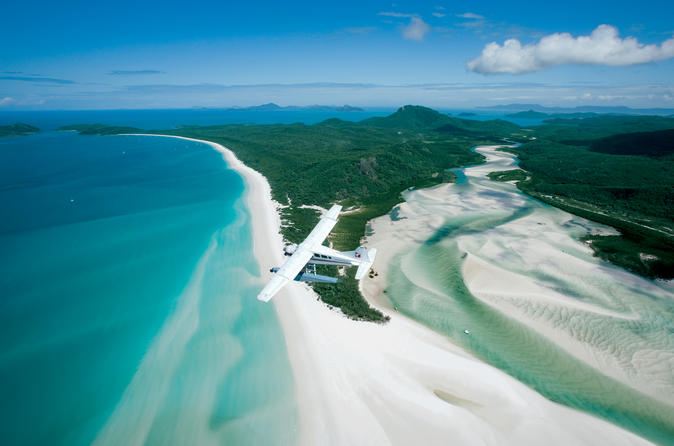 Whitsundays seaplane tours in whitsundays 477865