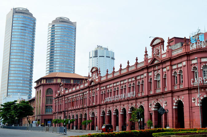 Colombo Transit City Tour From Airport - Negombo