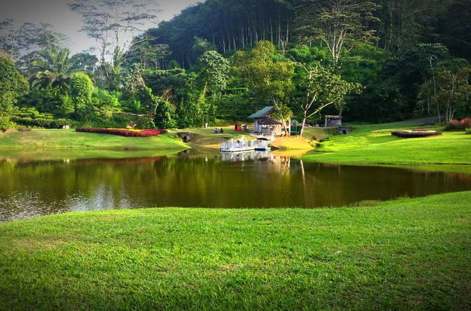 Half-Day Tour To Seethawaka Botanical Garden From Negombo