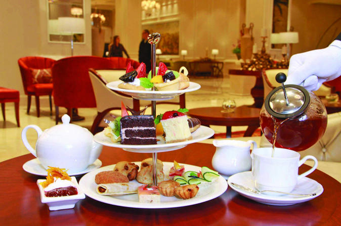 Private Colombo City Tour With High Tea In Taj Samudra Hotel