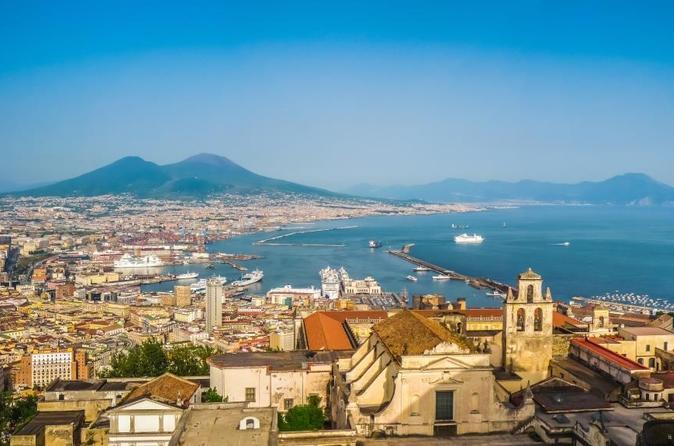 Naples City Walking Tour