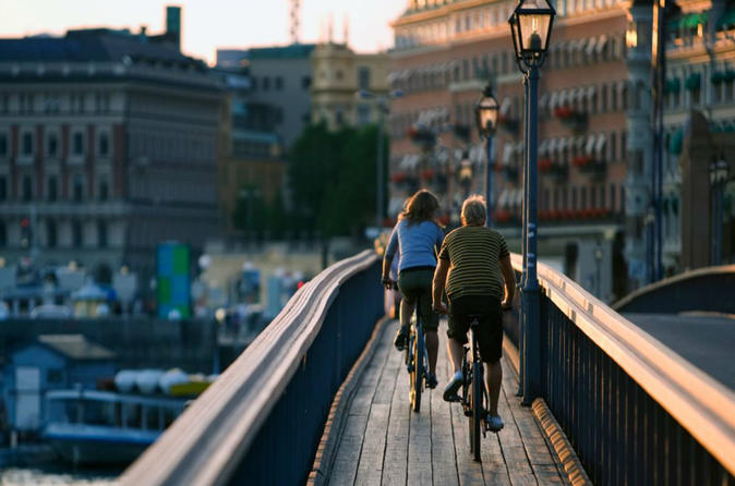Stockholm Private Bike Tour
