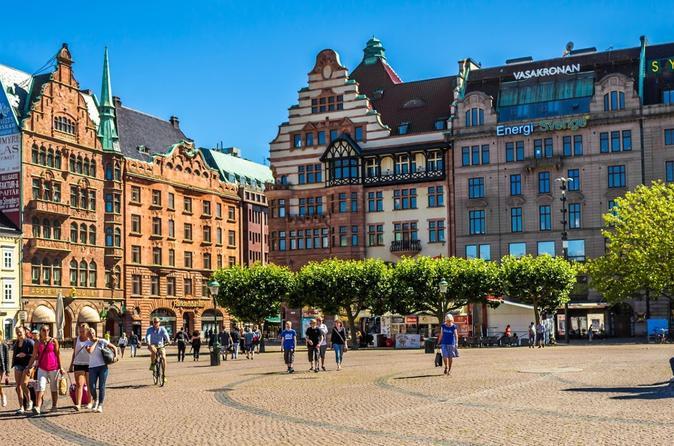 Malmö Small Group Walking Tour - Malmo