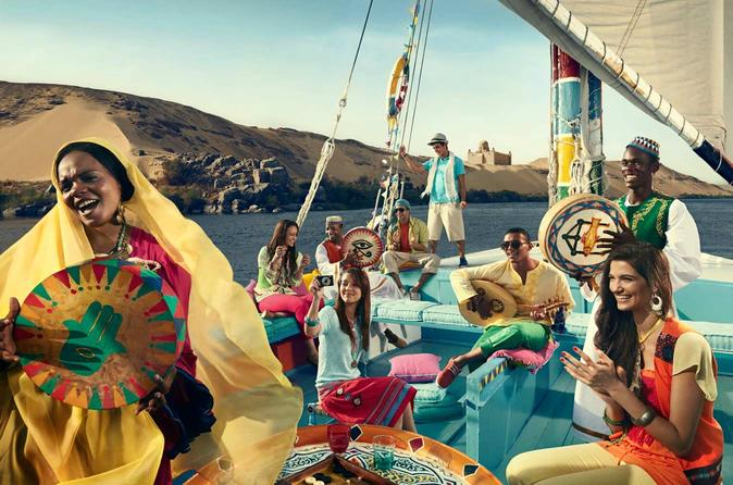 8 Day New Year Cairo Cruise Package