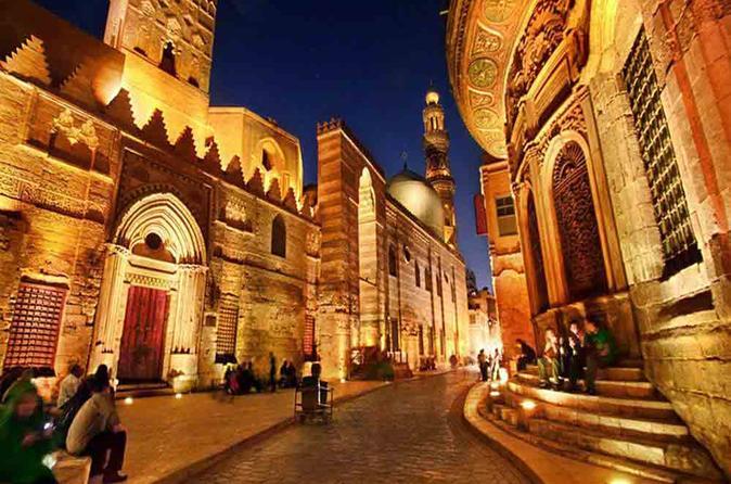 Overnight to Cairo Jewish, Coptic & Old Ben Ezra Synagogue