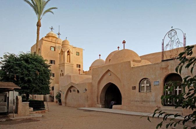 Wadi El Natrun Monasteries Day Tour