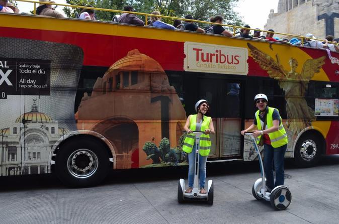 TURIGO SEGWAY TOUR CIUDAD DE MEXICO