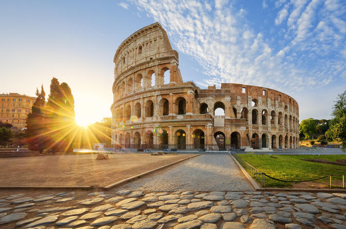 Rome Colosseum And Roman Forum Skip The Line Guided Tour