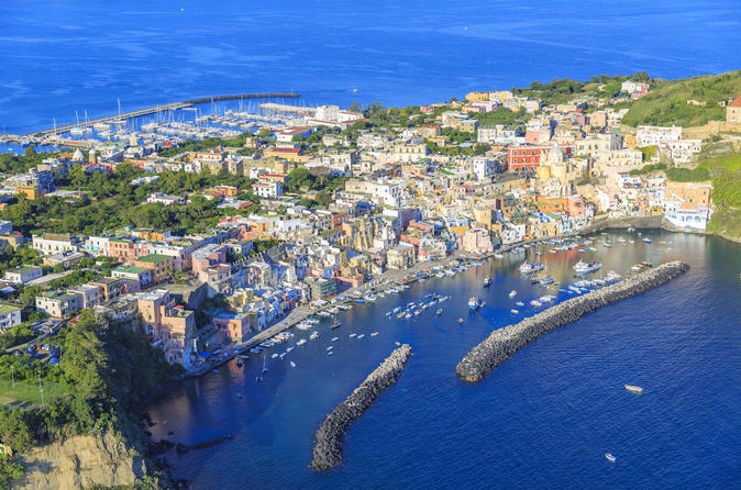 Naples to Ischia Private Boat Excursion