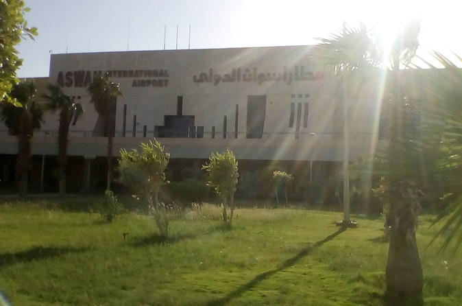Pick Up And Drop Off Aswan Airport