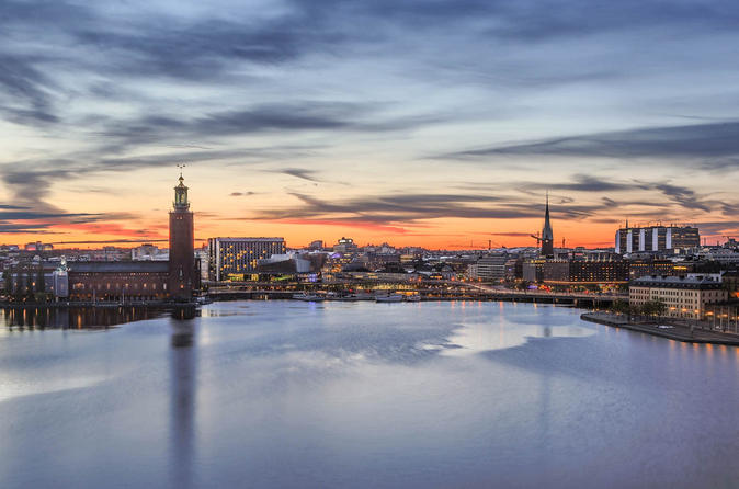 Private Photography Tour in Stockholm