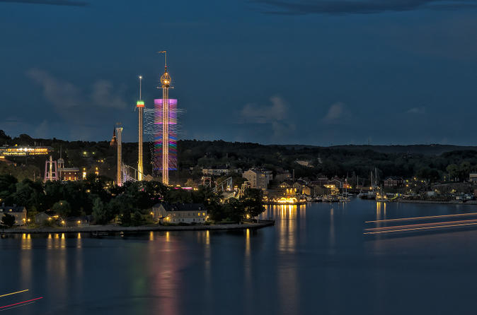 Stockholm By Night: Photography Walking Tour
