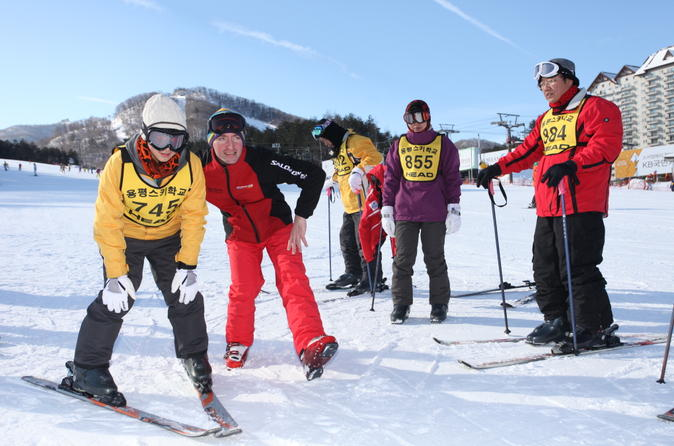 3-Day Yongpyong Ski Resort Tour Including Sheep Farm Visit