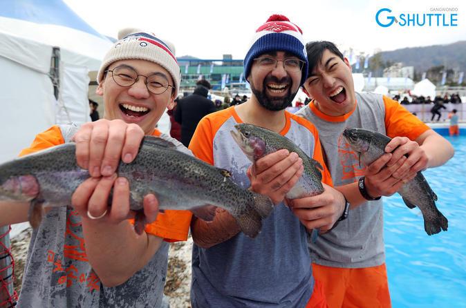 G-Shuttle to Korea's Winter Wonderland - Gangwon Ice and Snow Festival Shuttle