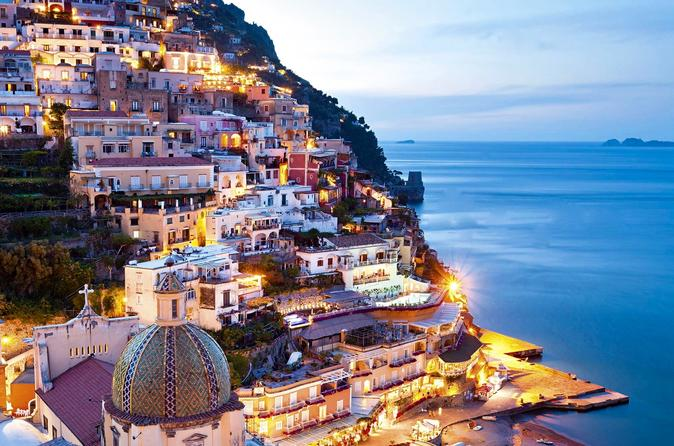 Pompeii, Sorrento and Positano in a Day from Naples Port