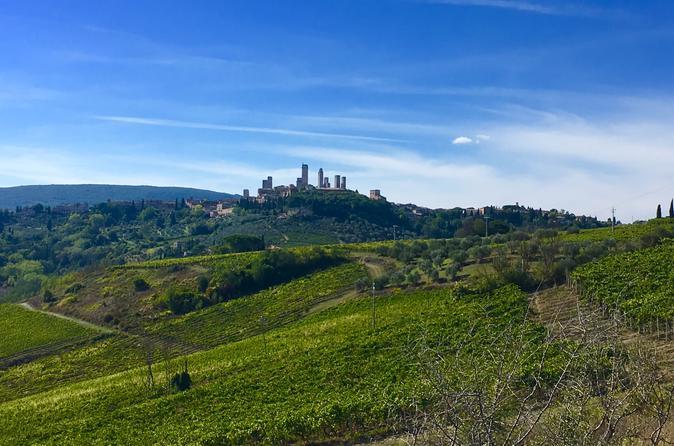 Siena, Monteriggioni, San Gimignano Tour From Florence