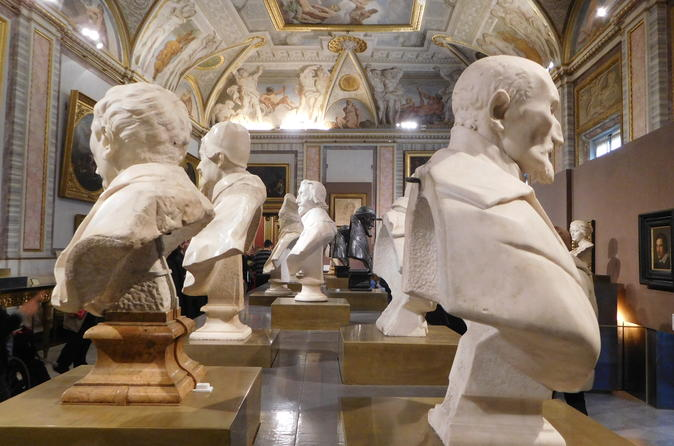 Private Borghese Gallery with Hotel Pickup