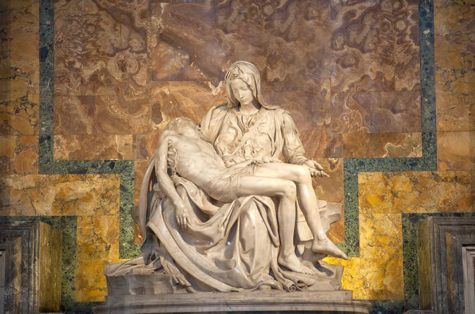 Private Vatican Museums And St Peter's With Hotel Pick-up - Rome