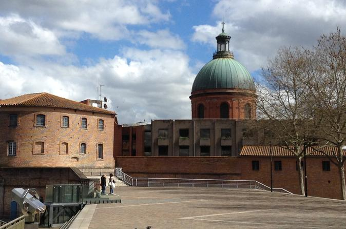 Toulouse Historical Left Bank Walking Tour