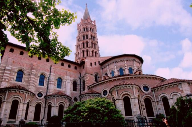 Toulouse historical walking tour