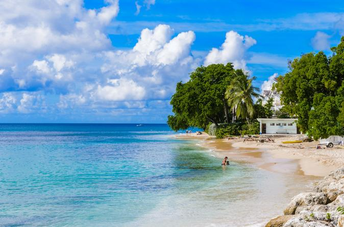 Barbados Island and Beach Tour