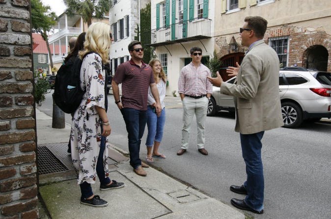 Charleston Historical City Walking Tour