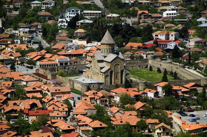 Mtskheta , Gori , Uplistsikhe Tour - Tbilisi