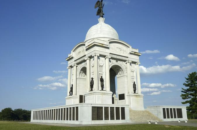 Gettysburg Guided Bus Tour
