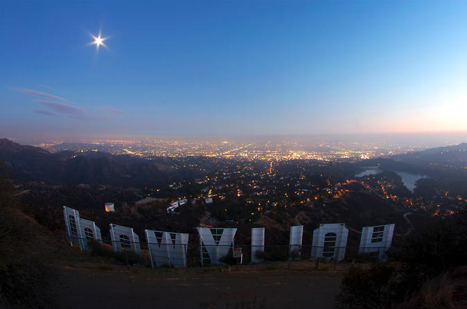 Hollywood and los angeles helicopter tour from long beach in long beach 157690
