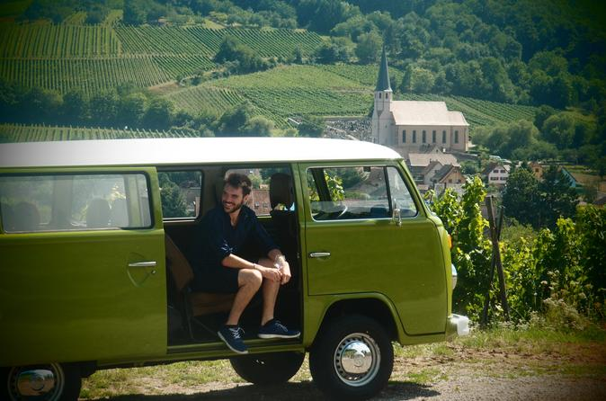 Full Day Tour In Alsace Vineyard In A Vw Bus 2019 Strasbourg