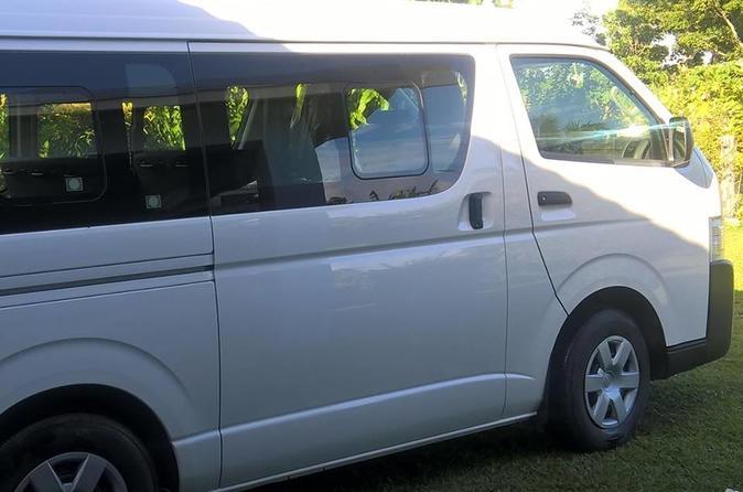 Port Vila Airport Arrival Transfer To Hotel
