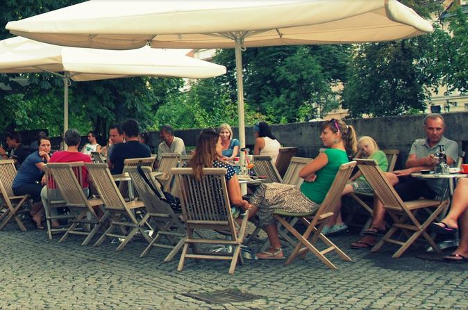 Taste of Ljubljana: Charcuterie, Cake and Wine on a Guided Walking Tour