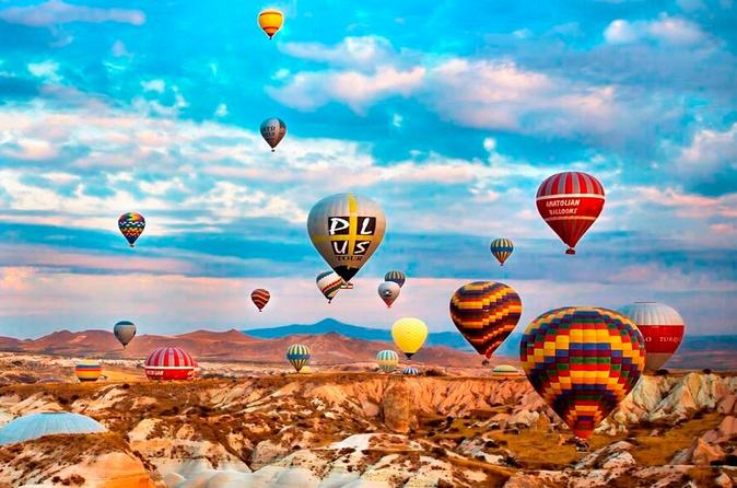 2 Day Cappadocia Tour from Istanbul Optinal with Balloon Ride
