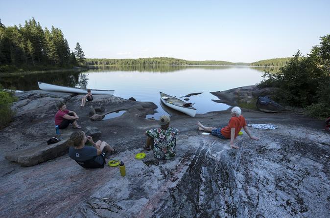 Bird River 3-night Canoe Trip